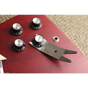 Custom SGM Guitar & Bass Knob Puller / Lifter, Wrench, Mulit Spanner, Steel Luthier Tool