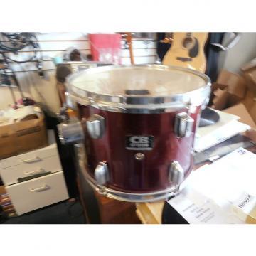Custom cb 12 inch tom drum