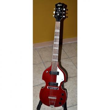 Custom Hofner 6string electric guitar R-459 2015? Red