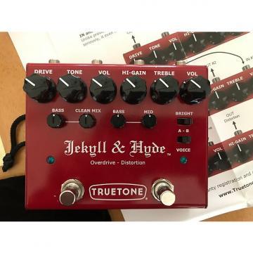 Custom Truetone Jekyll & Hyde V3