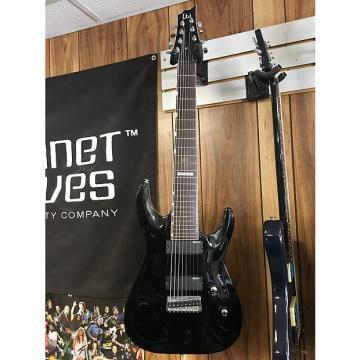 Custom LTD H-208 Black