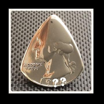 Custom Two Pack. USA quarter Coin Picks / Plectrums. Various Years. Save Almost  £3.00