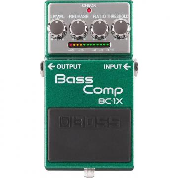 Custom BOSS BC-1X Bass Compressor Pedal
