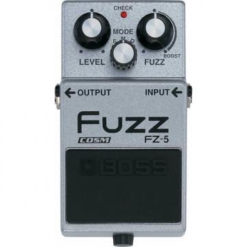 Custom BOSS FZ-5 Fuzz Pedal