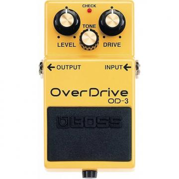 Custom BOSS OD-3 OverDrive Pedal