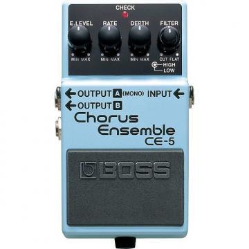 Custom BOSS CE-5 Chorus Ensemble Pedal