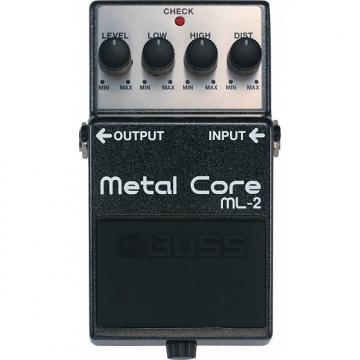 Custom BOSS ML-2 Metal Core Pedal