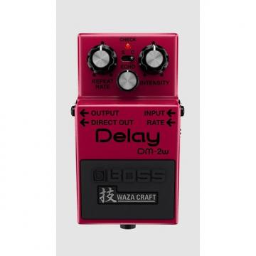 Custom BOSS DM-2W Waza Craft Analog Delay Pedal