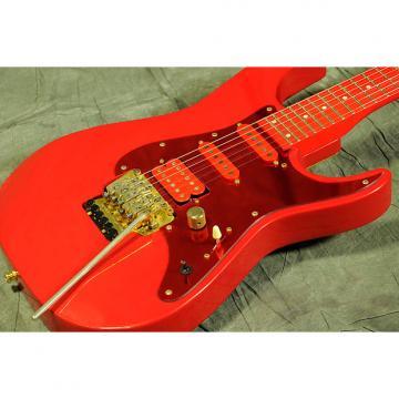 Custom Fernandes/Burny LA-85KK  Red