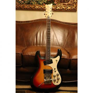 Custom Mosrite Ventures Mark V-II Original Guitar 1974