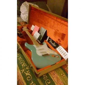 Custom Fender  YJM Stratocaster 2008 Daphne Blue (Yngwie Malmsteen)