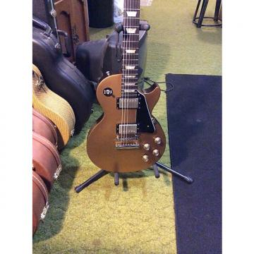 Custom Gibson  Studio 50's Tribute 2011 Gold Top/ dark back