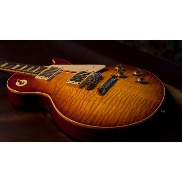 Custom Gibson 1959 Les Paul Reissue  2012 Ice Tea Burst