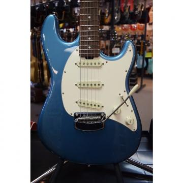 Custom Music Man Cutlass  Vintage Turquoise w/case
