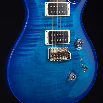 Custom Paul Reed Smith Custom 24 Faded Blue Wrap Burst 8274