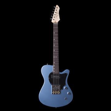 Custom John Page AJ Classic Ashburn Pelham Blue w/ Gig Bag