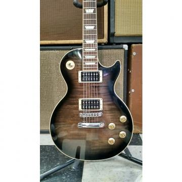 Custom Gibson Les Paul Classic  2011 Trans Ebony Burst
