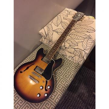 Custom Gibson ES-339 2009 Vintage Sunburst