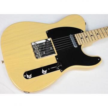 Custom 2014 Tokai ATE-82 Breezysound Tele-Style Guitar HSC Off White Blonde Japan 40579