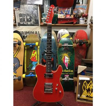 Custom Schecter Schecter P.T. 1983 Red Tele Pete Townshend