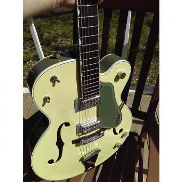 Custom Gretsch Anniversary 1993 2 tone green