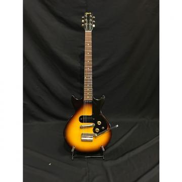 Custom 1961 Gibson Melody Maker Sunburst w/ case