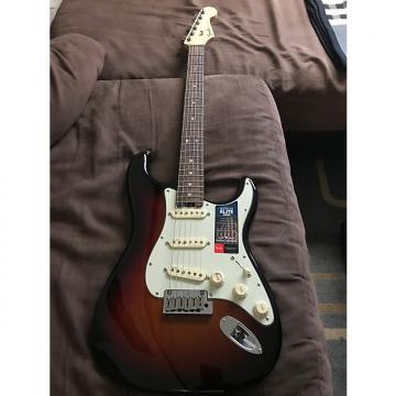 Custom Fender American Elite Stratocaster 3 Tone Sunburst