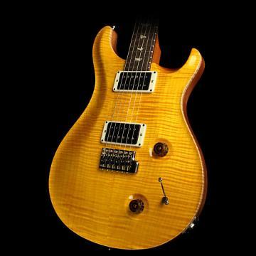 Custom Used 2013 Paul Reed Smith Custom 22 Electric Guitar Santana Yellow