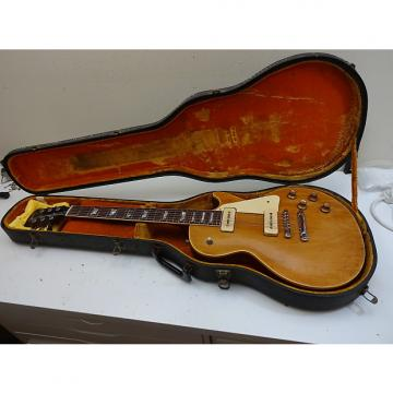 Custom Gibson Les Paul 1968 Goldtop stripped Natural