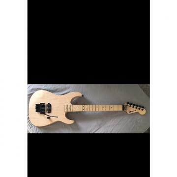 Custom Custom Built Charvel Natural, KNE Electric Guitar, Demartini, Lynch