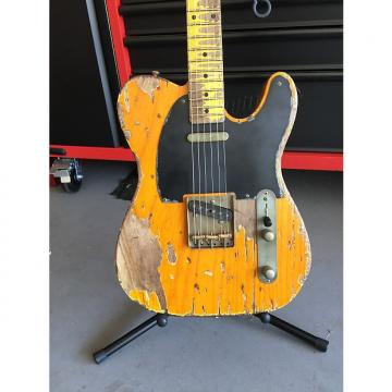Custom Nash 52T Heavy Relic  1016/2017 with Fender distressed tweed case
