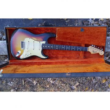 Custom Fender  Stratocaster  1964 Three Tone Sunburst As it came from California OHSC