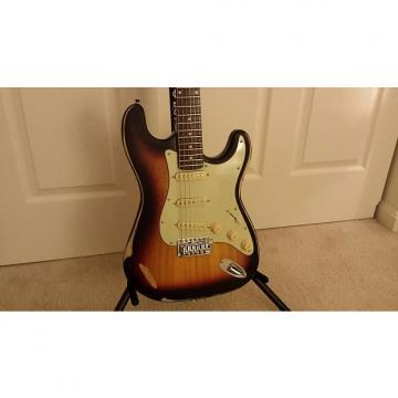 Custom Tradition Stratocaster 1996 Sunburst