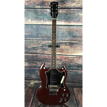 Custom Gibson  Sg Special  1969 Cherry with hard shell case
