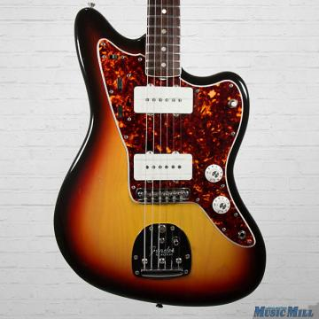Custom Vintage 1966 Fender Jazzmaster Electric Guitar 3 Color Sunburst w/OHSC Amazing Condition!