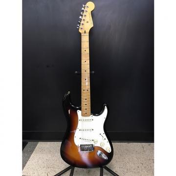 Custom Fender Standard Stratocaster 2011 Sunburst
