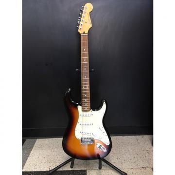 Custom Fender Standard Stratocaster 2004 Sunburst