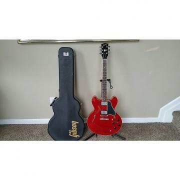 Custom Gibson Es 335 Dot 1995 Cherry