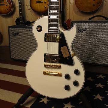 Custom Gibson Les Paul Custom Alpine White