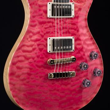 Custom Paul Reed Smith McCarty 594 10 Top  MMG Exclusive Bonnie Pink 8416