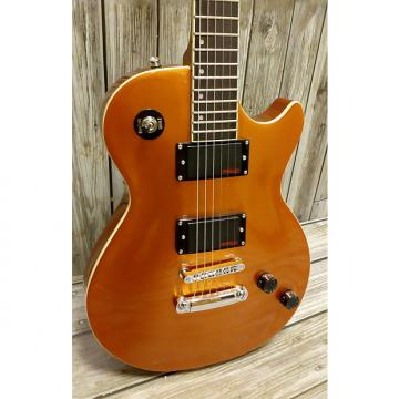 Custom Tanglewood TE3 CP Stiletto Metallic Rust Les Paul Style