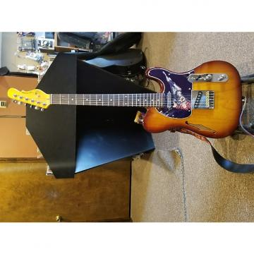 Custom G & L  Asat Classic  Honey Burst