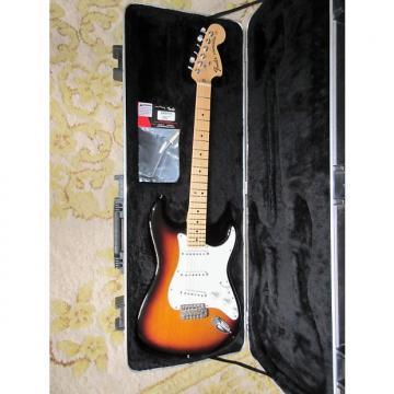 Custom Fender American Special Stratocaster 2012 Tobacco sunburst