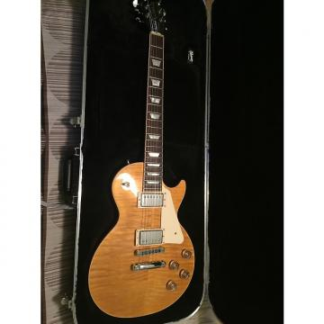 Custom Gibson Les Paul Standard Trans Amber