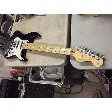 Custom Fender Stratocaster 2011 Black