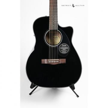 Custom Fender CC-60SCE Black
