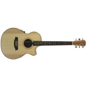 Custom Cole Clark Angel 2E Solid Bunya Top Electric/Acoustic