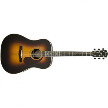 Custom PM-1 Deluxe Dreadnought Ebony Fingerboard Vintage Sunburst - Default title
