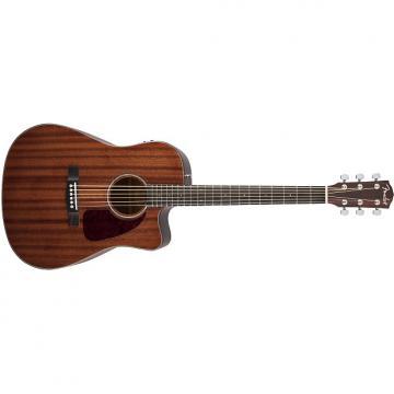 Custom Fender CD-140SCE All Mahogany