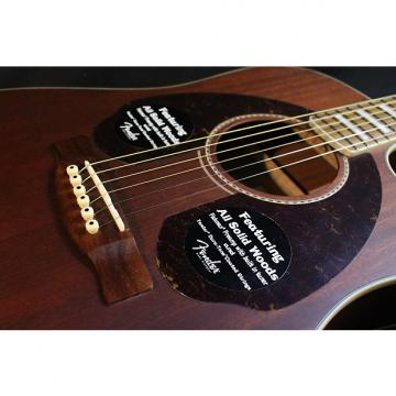 Custom Fender Jimmy Dale Signature Kingman SCE 2013 Natural
